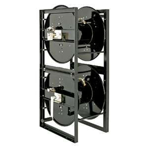 Stack Frame Series Series  Water / Air / Chemicals Hose Reels from Hosetract